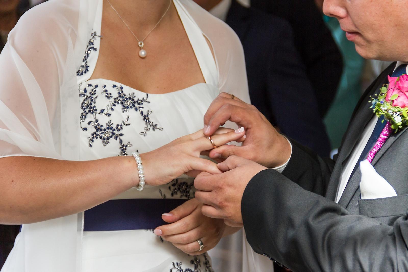 Hochzeits-Reportagen