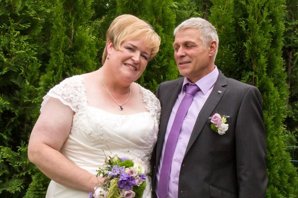 Hochzeits-Portraits 1